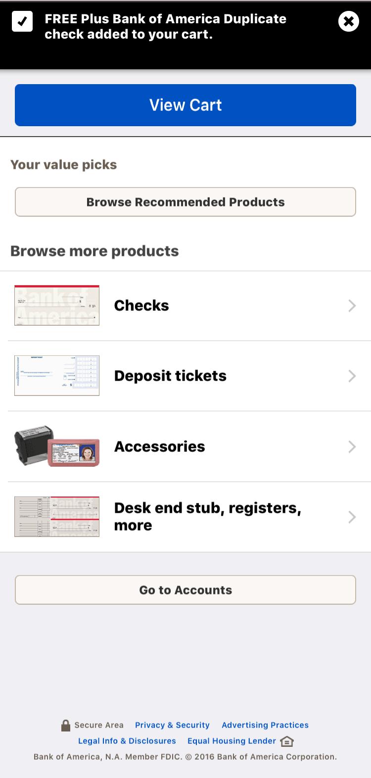 How To Fill Out A Deposit Slip Carousel Checks Pg_prder_checks_item_added